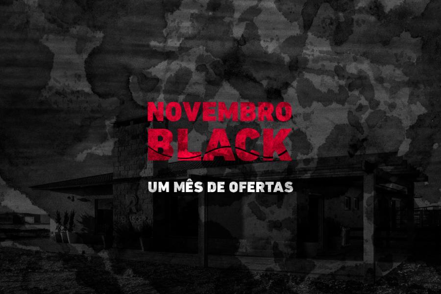 Novembro Black Renascer com descontos e condições imperdíveis